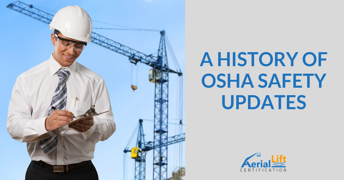 History of osha Coursework Writing Service - September 2019